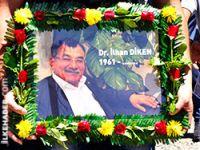 Dr. İlhan Diken son yolculuğuna uğurlandı