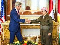 Barzani: Irak'ın siyasi sürecine katılmayacağız