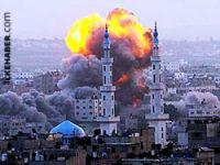 İsrail Gazze'de 34 ayrı noktayı vurdu