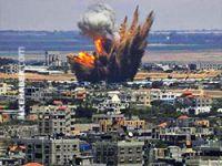 Gazze'ye saldırı sürüyor: 35 ölü