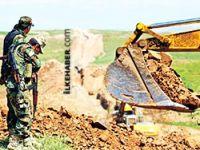 Federal Kürdistan sınırlarına hendek kazıyor