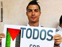 Ronaldo'dan Filistinli çocuklara 2 milyon dolar
