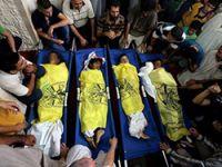 Gazze'de ölü sayısı 309'a yükseldi
