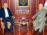 Barzani ve Mistefa'dan önemli görüşme