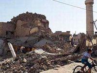 IŞİD, Irak'ta 14. yüzyıldan kalma camiyi bombaladı
