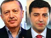 Erdoğan ve Demirtaş'ın bağış rakamları açıklandı