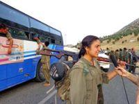 PKK'liler Şengal'e gitti