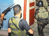 İstanbul'da 500 polisli dev operasyon