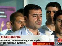 Demirtaş: Ana muhalefet partisi şekillenmiştir