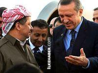 Mesud Barzani Erdoğan'ı tebrik etti