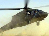 Şengal'de düşen helikopterde ölü sayısı dörde yükseldi