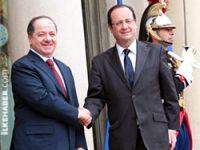 Kürdistan Yönetimi Fransa'ya teşekkür etti