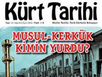 Kürt Tarihi dergisi'nin 14. sayısı çıktı