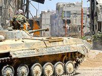 Suriye'li muhalifler'den ABD'ye müdahale çağrısı