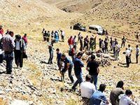 Çatak'ta PKK'lilere ait toplu mezar açıldı
