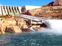 Siirt'te baraj taştı: Onlarca insan suya kapıldı