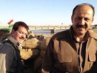 IŞİD'e karşı Kerkük'e Kürdistan bayrağı