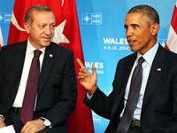 Erdoğan Obama ile görüştü