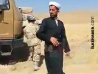 Kürt İmamdan IŞİD'e havan atışı