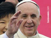 Papa, Kasım sonunda Türkiye'ye gidiyor