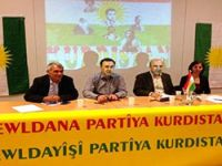 Kürdistani Parti Girişimi, Ekim sonunda partileşiyor