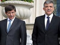 Davutoğlu eski cumhurbaşkanı Gül'le görüştü