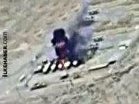 ABD: Bağdat yakınlarındaki bir IŞİD üssünü vurduk