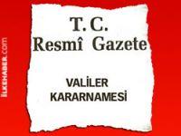 İstanbul, Ankara ve Diyarbakır'a yeni vali