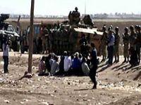 HDP'li 4 vekil Suruç'ta oturma eylemine başladı