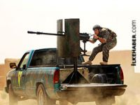Tel Abyad'ın kontrolü YPG'de