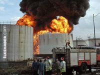 IŞİD'in petrol rafinerileri vuruldu