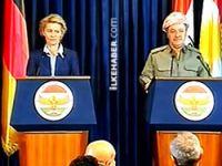 Barzani: Coğrafya Kobani'ye peşmerge göndermemizi engelliyor