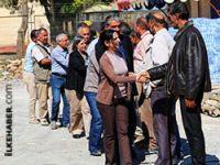 Kobanê'de bayram namazını yine Kürtler kıldı