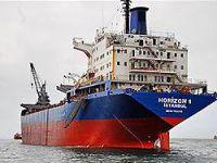 Korsanlar gemiyi terketti