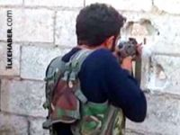 Kobani'de sokak savaşı başladı!