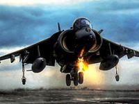 Uçaklar IŞİD'lileri nehirden sızma yaparken vurdu