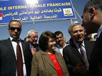 Bayan Mitterrand Erbil'de adına okul açtı