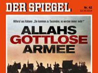 Der Spiegel: Erdoğan Kobanê'yi dünyaya karşı kullanıyor