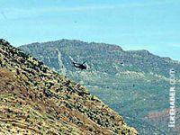 Türk savaş uçakları PKK mevzilerini bombaladı
