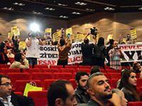 Baro seçiminde Kobanê eylemi