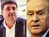 Bahçeli: HDP'nin içerisinde en akil insan Altan Tan!