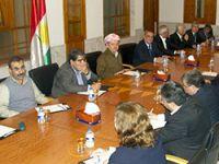 Kürt partileri Rojava için anlaştı