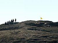 YPG Till Şeir Tepesini geri aldı