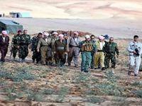 Zumar operasyonunun başkomutanı Barzani