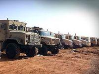 Peşmerge ağır silahlarla Kobanê'ye gidiyor