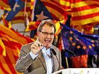 Artur Mas: Bağımsız Katalonya durdurulamaz