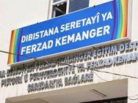 Kürtçe okulun mührü kaldırıldı