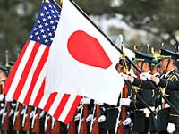 ABD ve Japonya Pasifik'de tatbikat başlattı