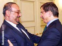 Davutoğlu, Suriye Ulusal Koalisyonu Başkanı ile görüştü