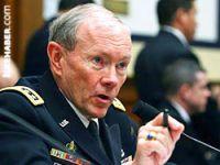 ABD Genelkurmay Başkanı Irak'ta